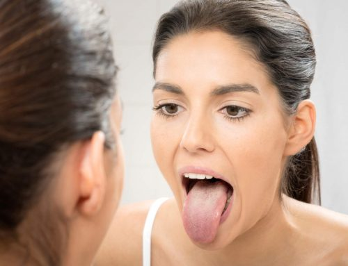 Your tongue and your oral health